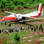 Airplane kidnapped in 1999 by ELN (Photo: El Tiempo)