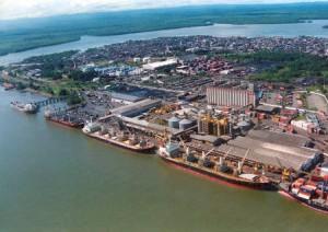Buenaventura Pacific seaport