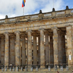 Colombia Congress building
