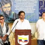 FARC delegation Cuba