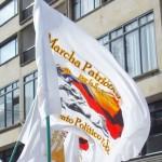 (Photo: Marcha Patriotica)