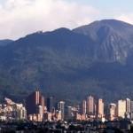 Bogota's eastern hills (Photo: Wikipedia)