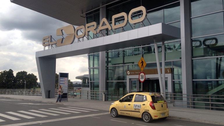 Bogota's El Dorado airport