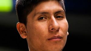 Nairo Quintana (Image credit: Movistar)