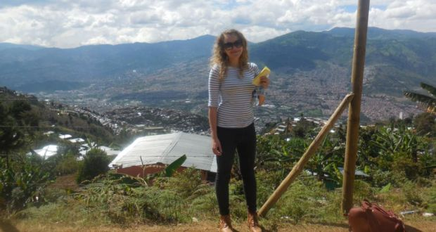 Fiona Dolan: 'They are truly happy to see foreigners visiting what, less than 20 years ago, was the world's most dangerous city, home to Pablo Escobar and his infamous drugs cartel.'
