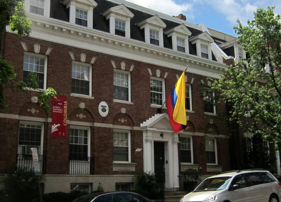 Colombia Embassy in Washington D.C.