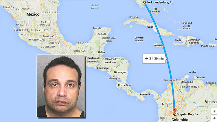 """Dennis De Jesus, the Florida man who travelled to Colombia to have sex with child prostitutes, told the judge that he had tried to live a """"normal life"""" but was tempted by """"the consenting practices of that people and culture."""""""