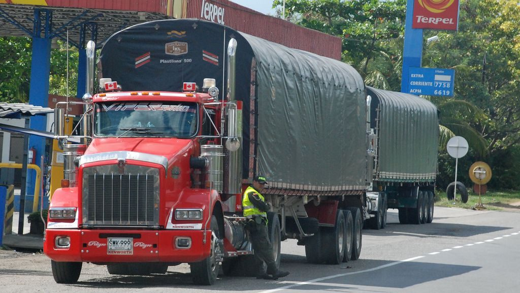 Colombia's government said on Tuesday it has asked truckers to consider a raft of proposals to end the month old strike that its causing cargo delays and putting pressure on food prices amid already high inflation.