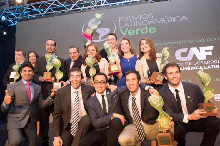 Colombia, Chile and Ecuador Reign in the Latin America Green Awards