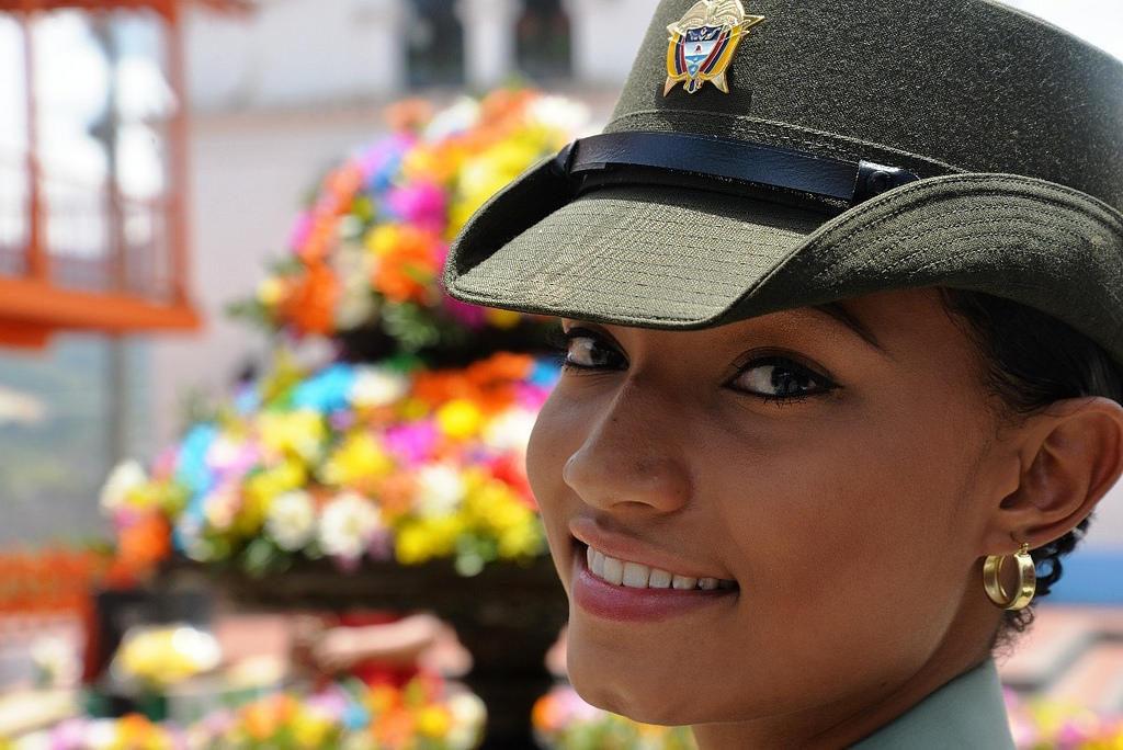 Photo: Policía Nacional de los Colombia