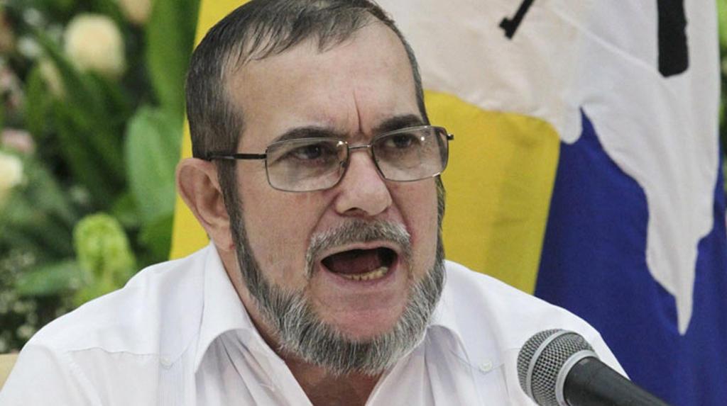 "Rodrigo Londoño Echeverri, alias ""Timochenko,"""