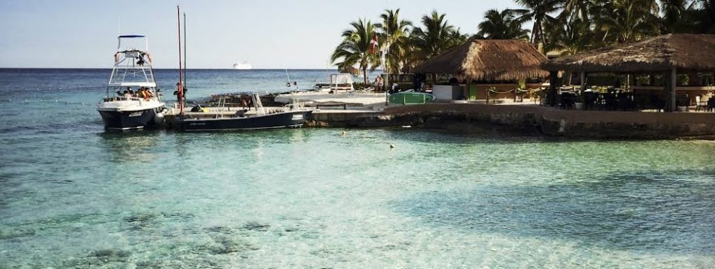 Cozumel, a mostly undeveloped Mexican island in the Caribbean Sea